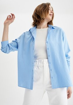 DeFacto - Koszula - blue