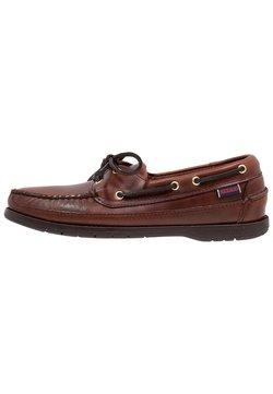 Sebago - SCHOONER - Bootschoenen - brown