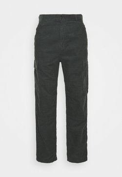 Carhartt WIP - KEYTO PANT FORD - Cargo trousers - slate rinsed