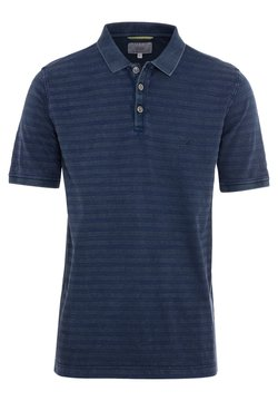 camel active - Poloshirt - strong blue