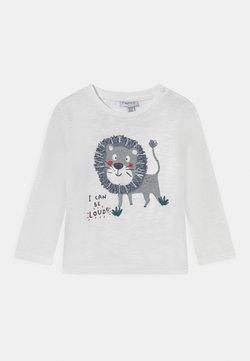 OVS - LYON UNISEX - Camiseta de manga larga - off white