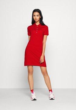 Lacoste - DRESS - Robe d'été - red