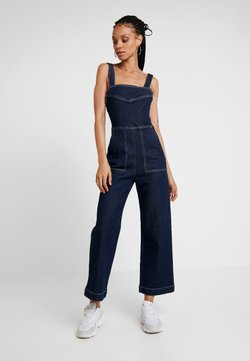 Weekday - JUNIP JUMPSUIT - Haalari - blue