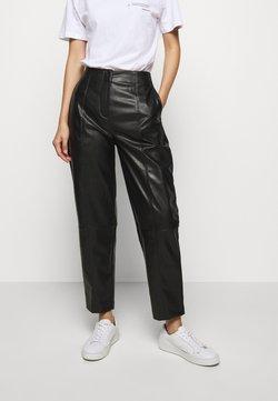 DESIGNERS REMIX - TALIA PANTS - Pantaloni - black
