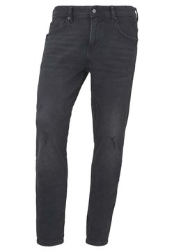 TOM TAILOR DENIM - CONROY  - Jeans Slim Fit - dark stone black denim