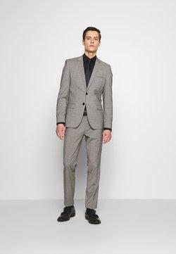 HUGO - ARTI/HESTEN - Anzug - open grey