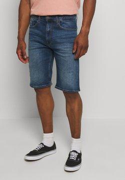 Tommy Jeans - Jeansshort - blue denim