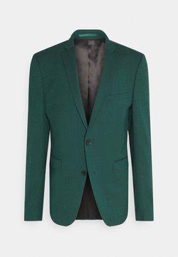 Esprit Collection - HOPSACK - Costume - bottle green