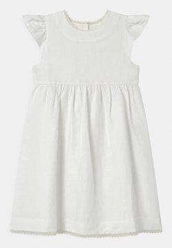 Twin & Chic - MARBELLA - Blusenkleid - white
