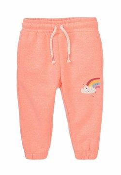 MINOTI - RAINBOW  - Pantalones deportivos - coral