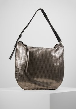 Liebeskind Berlin - HOBO - Shopping Bag - warm silver