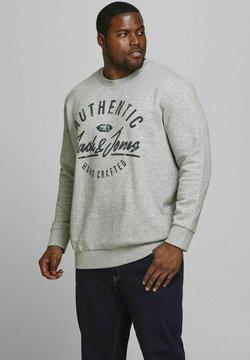 Jack & Jones - JJ HERO - Sweatshirt - light grey melange