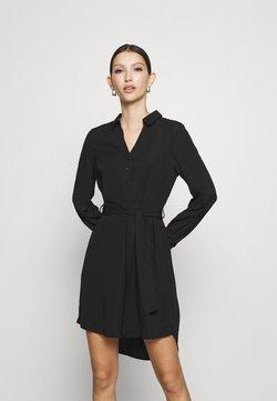 Vero Moda - VMBOA SHORT DRESS - Blousejurk - black