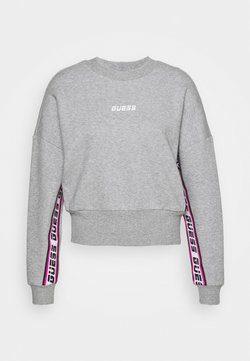 Guess - Sweatshirt - light heather grey