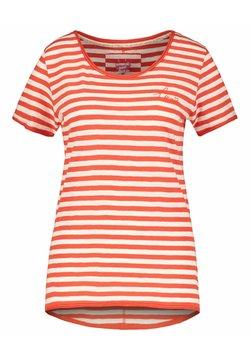 Lieblingsstück - T-Shirt print - orange (33)