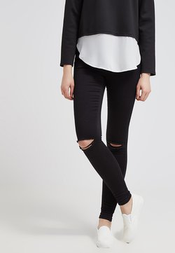 ONLY - ONLROYAL - Jeans Skinny - black