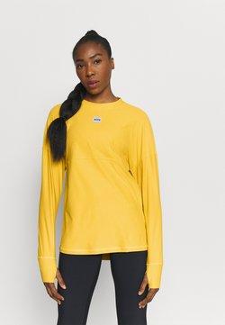 Eivy - VENTURE  - Langarmshirt - mustard