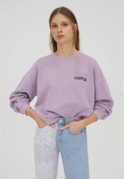 PULL&BEAR - Sweater - rose