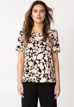 Indiska - DIANA  - T-Shirt print - black