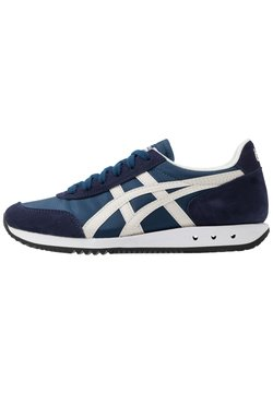Onitsuka Tiger - NEW YORK INUSEX  - Sneaker low - independence blue/oatmeal