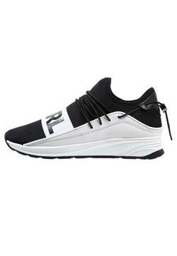 KARL LAGERFELD - VEKTOR BAND RUNNER - Sneaker low - black/white