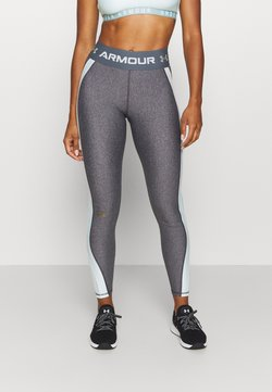 Under Armour - Tights - charcoal light heather