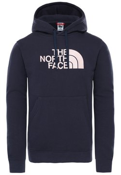 The North Face - Kapuzenpullover - aviator navy/pink clay