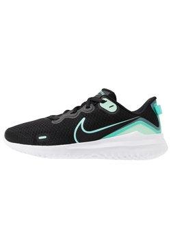 Nike Performance - RENEW RIDE  - Zapatillas de running neutras - black/hyper turquoise/mint foam