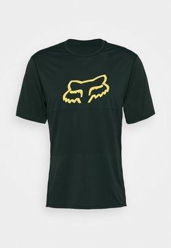 Fox Racing - RANGER FOXHEAD  - Printtipaita - green