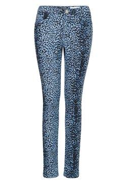 Miss E - ELISE - Slim fit jeans - pacific blue