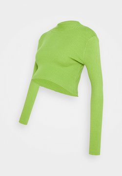 Glamorous Bloom - LONG SLEEVE  - Jersey de punto - green