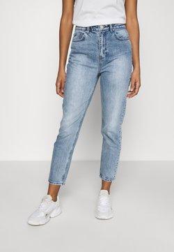 Trendyol - KOYU MAVI - Jeans relaxed fit - dark blue