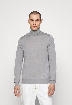 Emporio Armani - Strickpullover - grigio chiaro