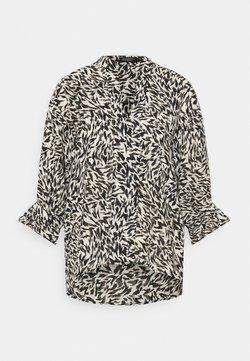Soaked in Luxury - SLANANYA AMILY BLOUSE - Bluse - black