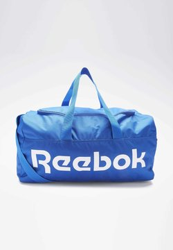 Reebok - ACTIVE CORE GRIP BAG MEDIUM - Sports bag - blue