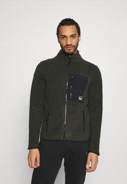 Redefined Rebel - TURNA JACKET - Fleece jacket - rosin