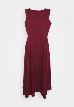 More & More - DRESS LONG - Cocktailkleid/festliches Kleid - dark cherry