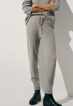 Massimo Dutti - 100 % KASCHMIR  - Jogginghose - grey
