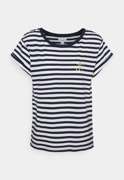 Lindex - NELL - T-Shirt print - dark blue