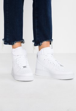 Nike Sportswear - AIR FORCE 1 - Sneaker high - white