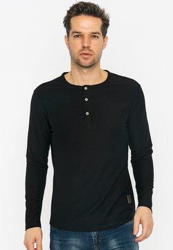 Felix Hardy - LONG SLEEVE - Pitkähihainen paita - black