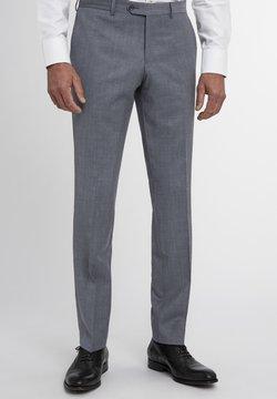 Van Gils - Anzughose - grey