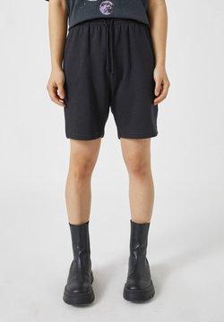 PULL&BEAR - Shortsit - mottled black