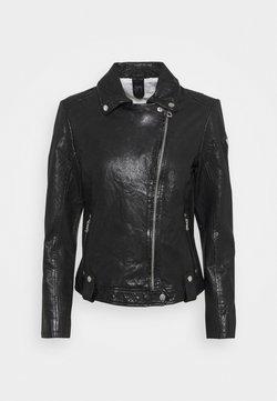 Gipsy - Leren jas - black