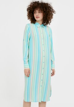 Finn Flare - Blusenkleid - turquois