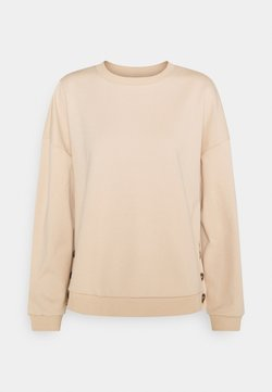 Forever New - RAGLAN CREW NECK JUMPER - Sweater - soft tan