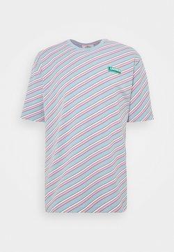 Lacoste LIVE - T-Shirt print - blue