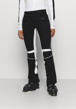 8848 Altitude - ADELA PANT - Pantalon de ski - black/grey