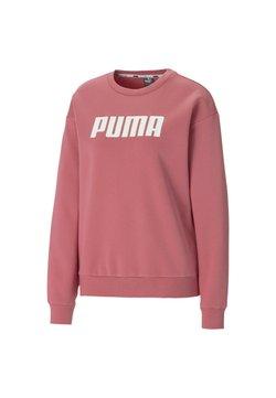 Puma - ESSENTIALS CREW NECK  - Collegepaita - rapture rose
