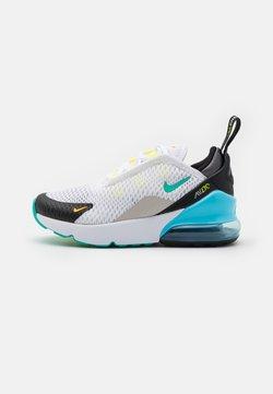 Nike Sportswear - AIR MAX 270 UNISEX - Sneakers laag - white